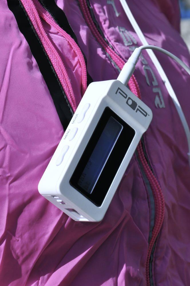 Herlig POPnano lommeradio med oppladbart batteri, dab+ og fm DX-11
