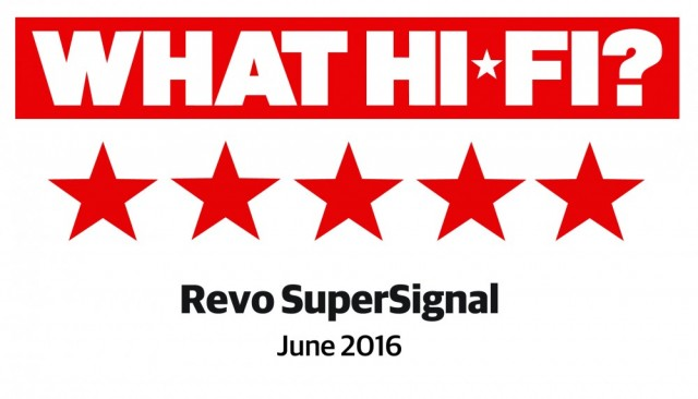 WhatHiFi 5 star
