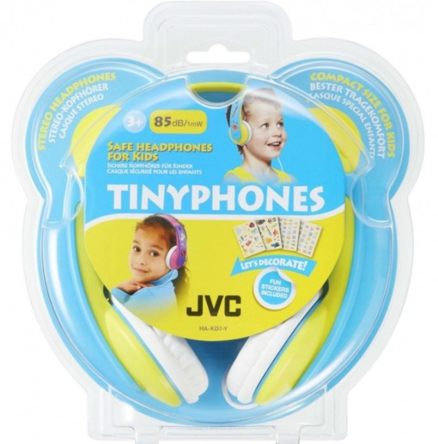JVC Tiny Phones  -  innpakning